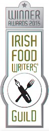 WILD about 2015 Winner Irish Food Writers' Guild Food Award