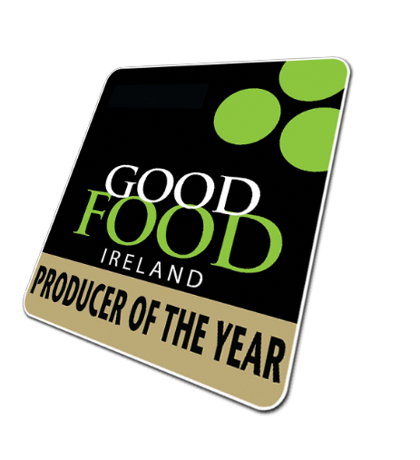 Good Food Ireland Producer of the Year logo