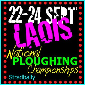 WILD about National Ploughing Championships, Ratheniska, Stradbally, Co. Laois