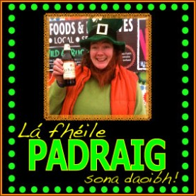 WILD about St. Patrick's Day image