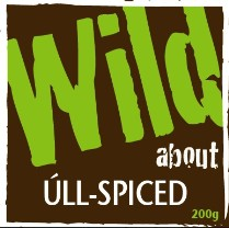 Wild about Ull-Spiced label image
