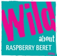 Wild about Raspberry Beret label image