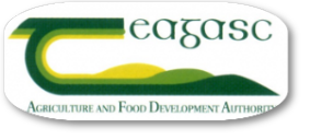 Teagasc, Agriculture & Food Development Authority logo & link